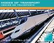 Modes of transport (CD121)