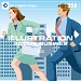 ILLUSTRATION ACTIVE BUSINESS (DIG-DA358)