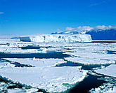 Ross Sea. Antarctica