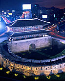 Tongdaemun (East Gate). Seoul. South Korea