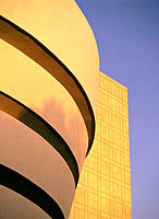 Guggenheim Museum. New York City. USA
