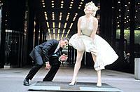 Marilyn Monroe representation