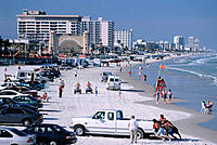 Daytona Beach. USA