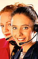 Female telemarketers