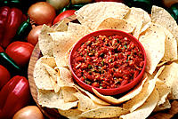 Tortilla Chips & Salsa