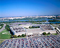 The Pentagon. Washington D.C. USA