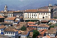 Ouro Prêto. Brazil