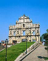 Saint Paul's Church, Macau, China