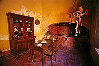 Kitchen. Campeche. Mexico