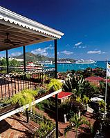 Charlotte Amalie. Saint Thomas. U.S. Virgin Islands