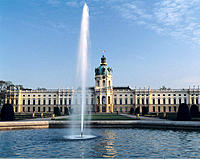 Germany, Berlin, Charlottenburg Castle