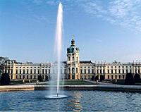 Germany, Berlin, Charlottenburg Castle