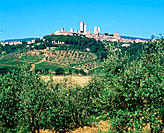 San Gimignano. Italy
