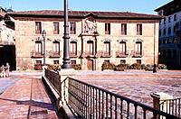 Palace of Valdecárzana y Heredia. Oviedo. Spain