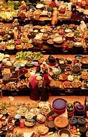 Central market. Kota Bharu. Malaysia