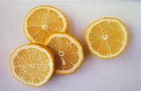 Four Lemon Slices