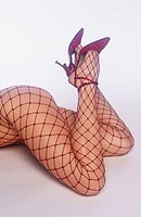 Red Fishnets