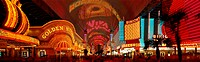 Fremont Street Experience, Las Vegas, Nevada, USA, No Release