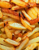 Chips. Although not the most healthy of foods, fried chipped potatoes (chips) are a large part of many people´s diets in the western world. Traditiona...