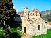 Church of Our Lady of the Annunciation (other century). Geraki. Laconia, Peloponnese. Greece