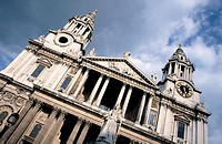 Saint Paul's Cathedral. London. England