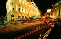 Piccadilly Circus. London. England