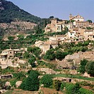 Valldemosa. Majorca. Balearic Islands. Spain