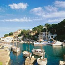Cala Figuera. Majorca. Balearic Islands. Spain