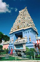 Sri Srinivasa Perumal Temple. Singapore