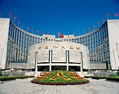 Chinese People's Bank. Beijing. China