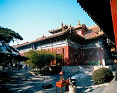 Lama Temple. Beijing. China