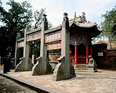 White Horse Temple. Luoyang. Henan Province. China