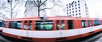 Streetcar. Cologne. Germany