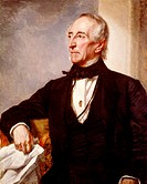 John Tyler, 10th President of The United States George Peter Alexander Healy (1813-1894 American)