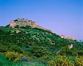 Nimrod´s Fortress Banyas Golan Heights Israel