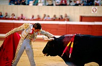 Bullfighting. Spain