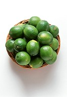 A Basket of Limes