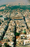 Atenas skyline