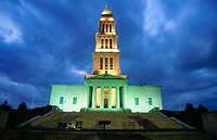 George Washington Masonic National Memorial. Alexandria. Virginia. USA