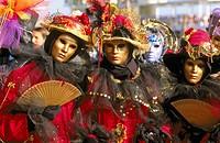 Carnival. Venice. Italy