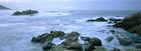 Mirador in ´Casa de los Peces´. La Coruña. Galicia. Spain