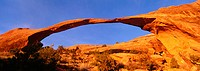 Arch. Arches National Park. Utah. USA