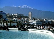 Puerto de la Cruz, Tenerife, Canary Islands, Spain