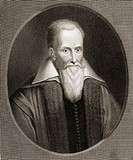 Joseph Justus Scaliger (1540-1609), Dutch philosopher