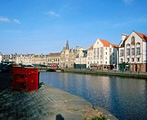 Leith. Edinburgh. Scotland