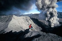 Volcano Bromo, Java, Indonesia