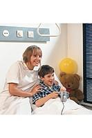 CHILD HOSPITAL PATIENT W. NURSE