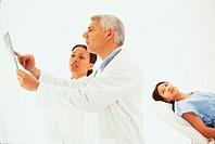 HOSPITAL TEAM<BR>Models.