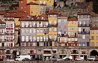 Baixa district. Porto. Portugal