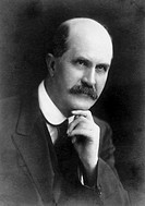 Sir William Henry Bragg (1862-1942) founded X-ray crystallography, the determination by x-ray diffraction methods of the molecular structure of crysta...